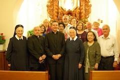 Archbishop Gustavo Garcia-Siller visits Schoenstatt Shrine