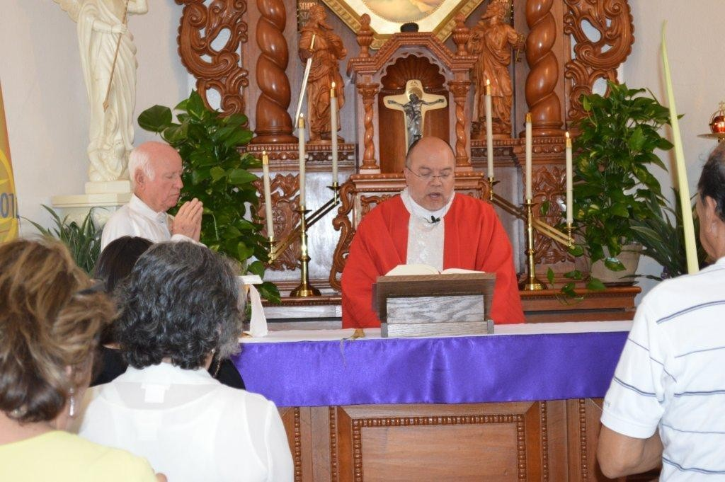 On Our Lenten Day Retreat