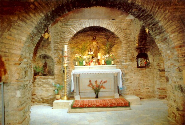 Pilgrimage to the House of the Virgin Mary